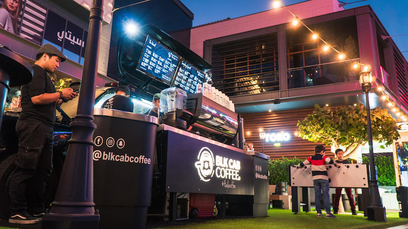 A speciality café concept in the UAE.
